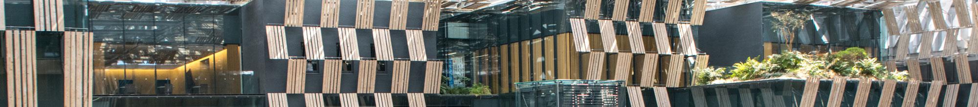 アオーレ - 長岡市を中心に建設・土木・建築資材をお届けします