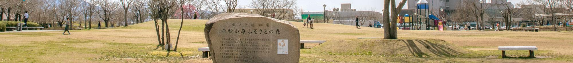 千秋が原ふるさとの森 - 長岡市を中心に建設・土木・建築資材をお届けします